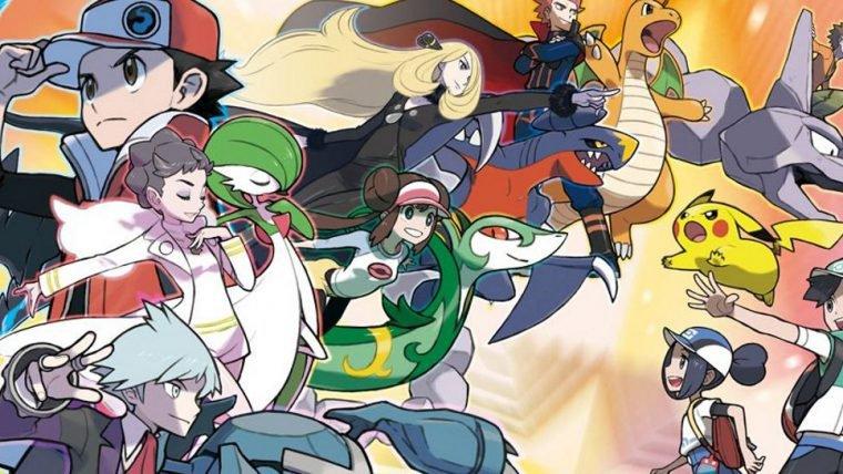 Pokémon Masters | Novo jogo mobile trará de volta treinadores clássicos