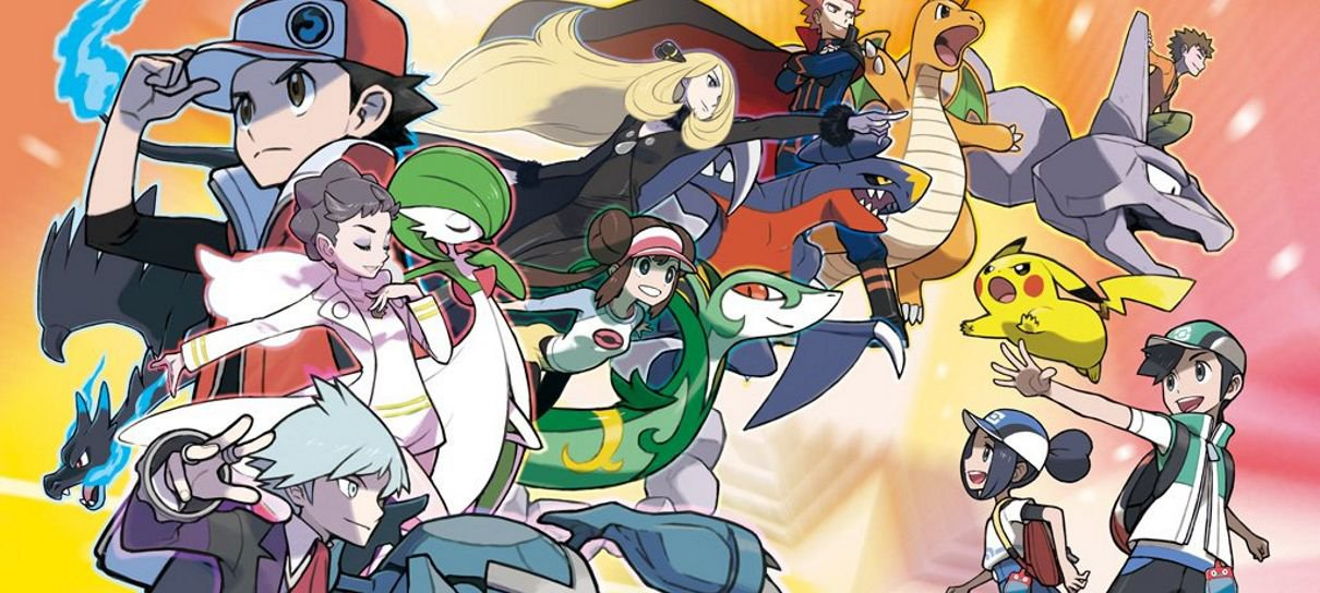 Pokémon Masters   Novo jogo mobile trará de volta treinadores clássicos