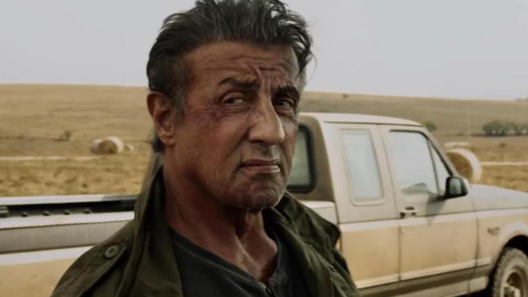 Rambo: Last Blood ganha trailer sangrento e dramático