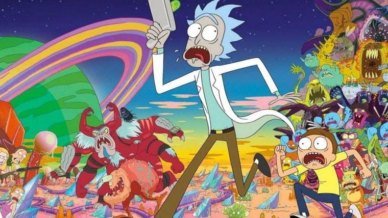 Rick and Morty | Adult Swim divulga mês de estreia da quarta temporada