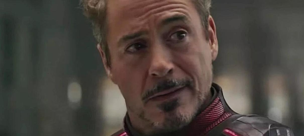 Robert Downey Jr. divulga vídeo do último dia no set de Vingadores: Ultimato
