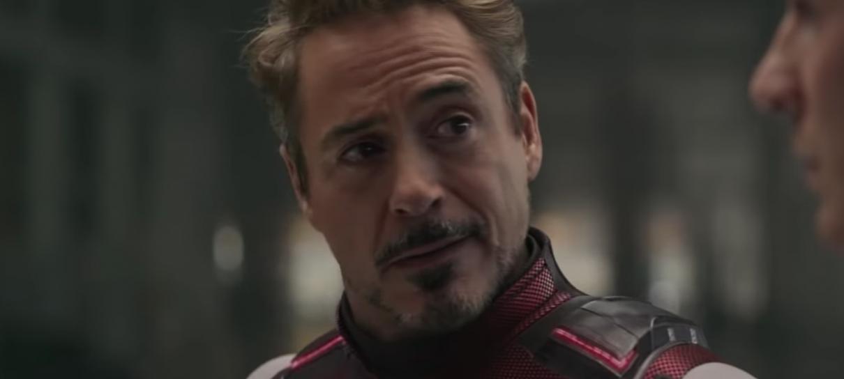 Vingadores: Ultimato   Robert Downey Jr. merece Oscar, diz diretor