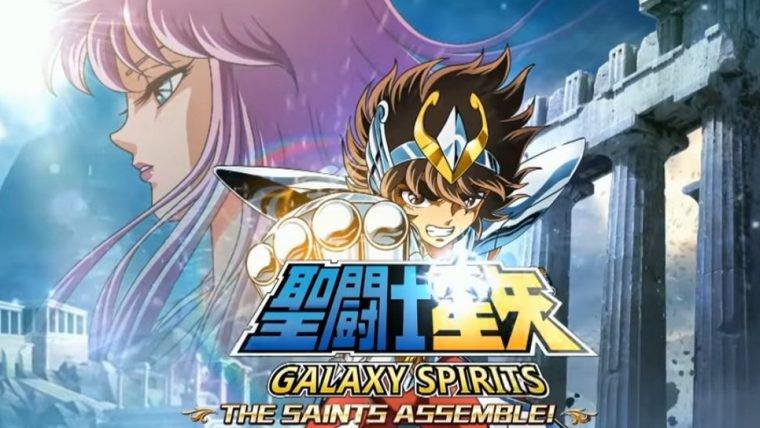 Saint Seiya: Galaxy Spirits, jogo de Cavaleiros do Zodíaco, está disponível para Android