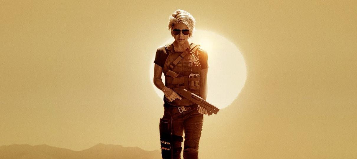 Exterminador do Futuro: Destino Sombrio ganha cartaz estrelado por Sarah Connor