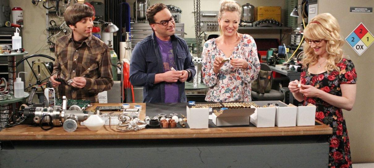 The Big Bang Theory   Vídeo mostra set sendo desmontado após fim das filmagens