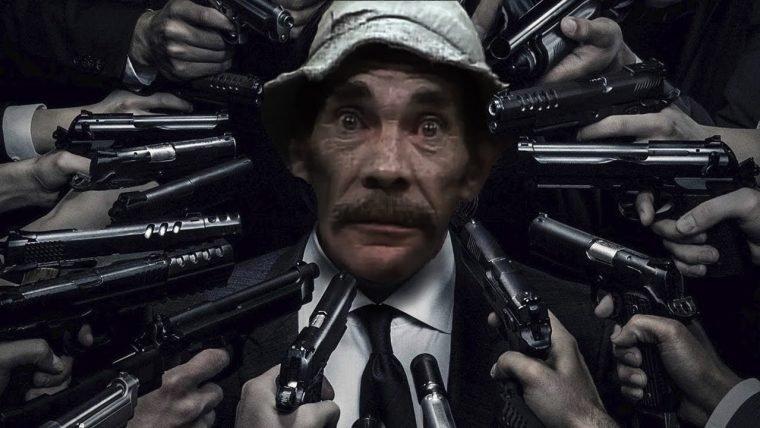 Seu Madruga vira John Wick em trailer paródia