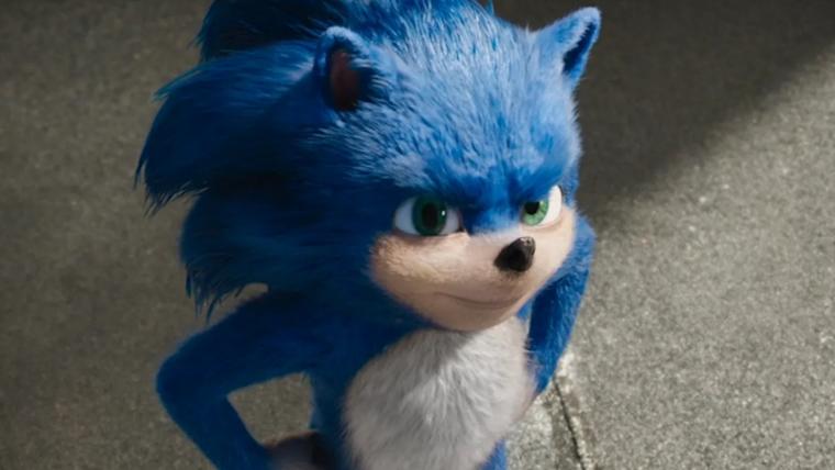 Sonic: O Filme é adiado para 2020
