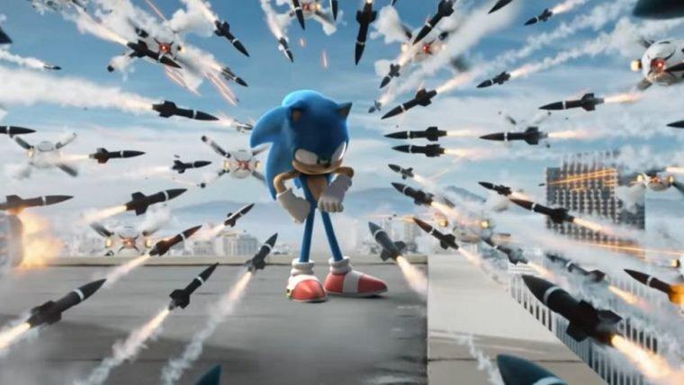 Sonic: O Filme | Fã faz nova versão do trailer e melhora o visual do ouriço