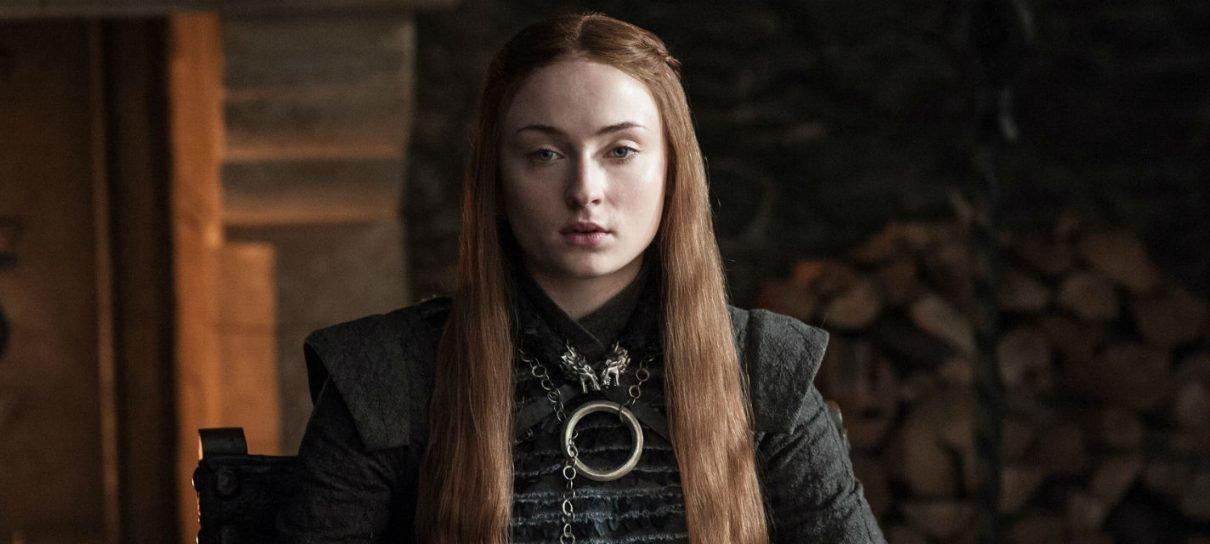 Game of Thrones | Sophie Turner defende cena controversa de Sansa