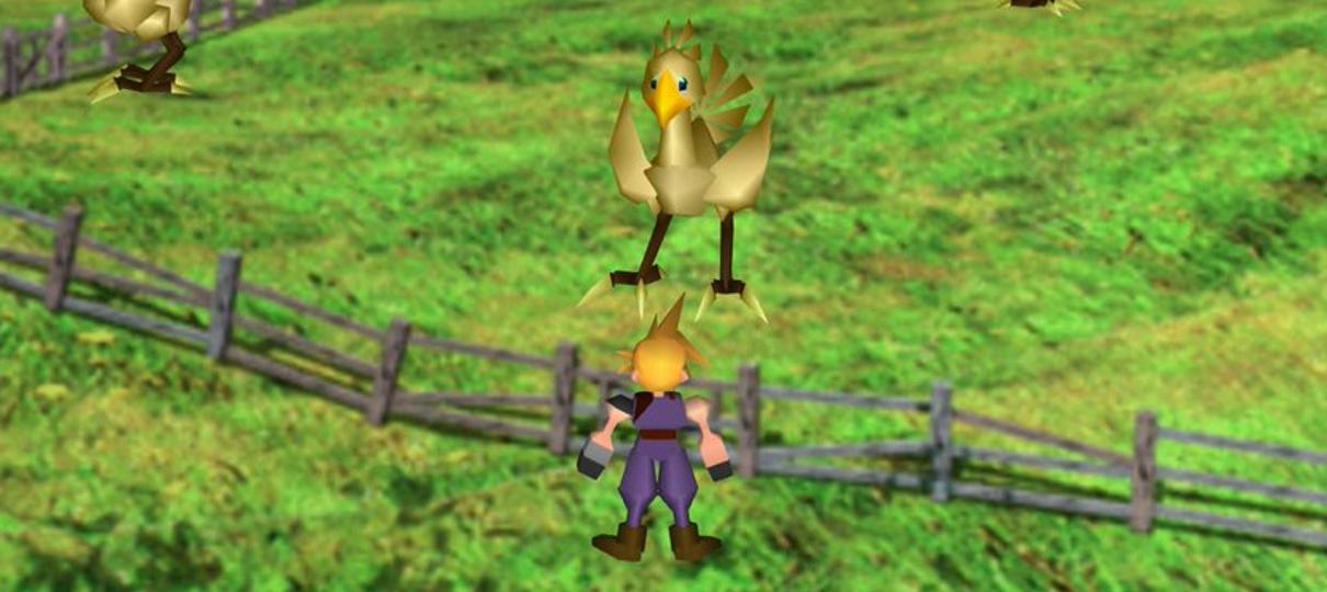 Square Enix dá pistas sobre anúncio no State of Play com imagem de Final Fantasy VII