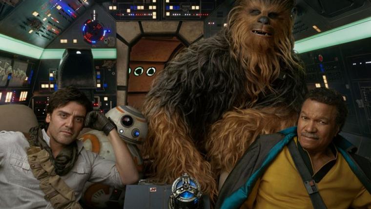 Star Wars: A Ascensão Skywalker ganha imagens com Luke, Lando e novos vilões