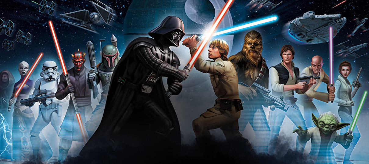Nova trilogia de Star Wars ganha data de estreia