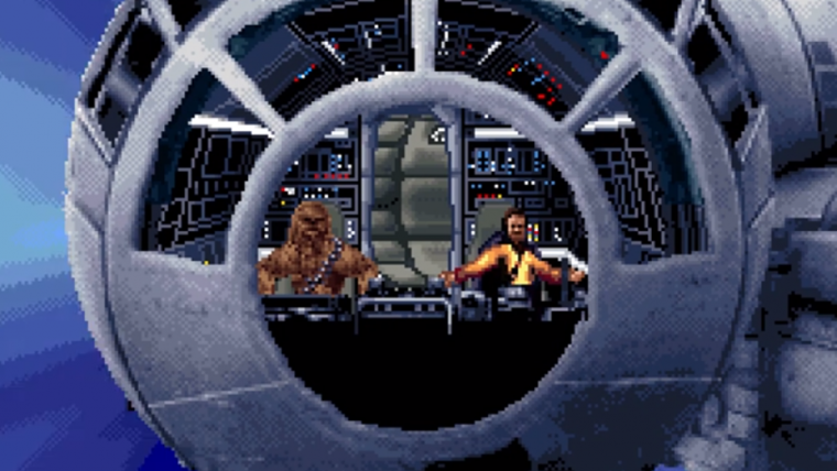 Fã recria trailer de Star Wars: A Ascensão Skywalker em 16-bit