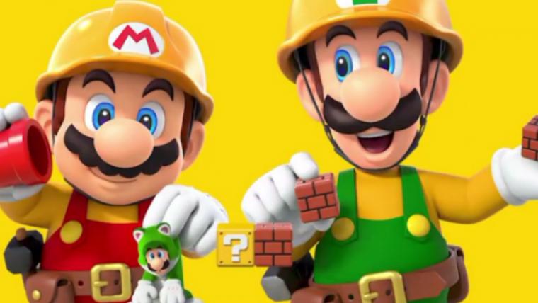 Super Mario Maker 2 não terá opção para jogar partidas online com amigos