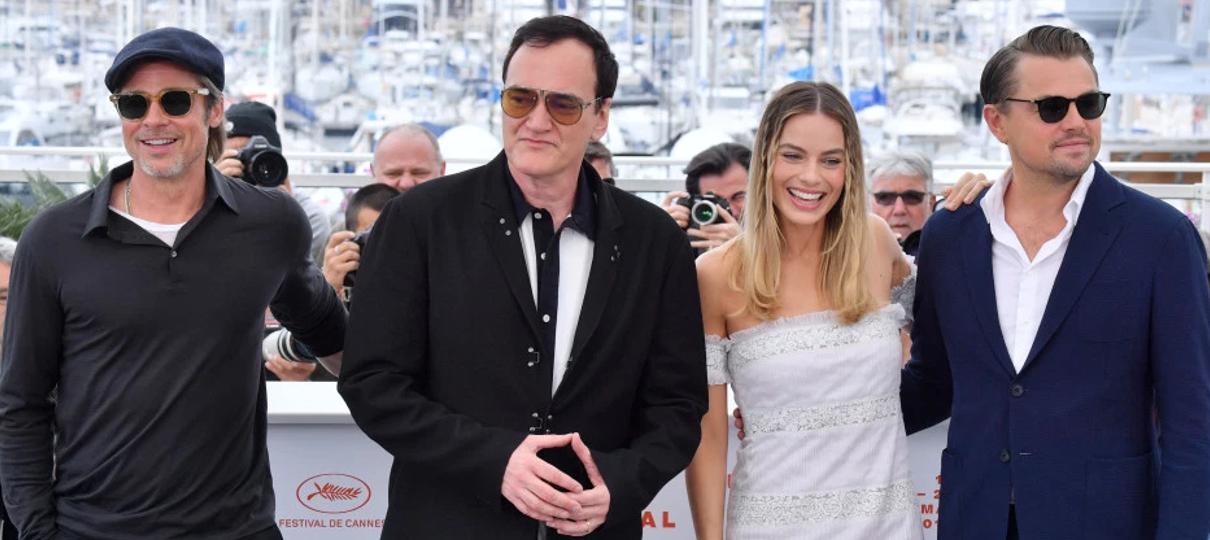 Quentin Tarantino considera adicionar novas cenas a Era Uma Vez em Hollywood