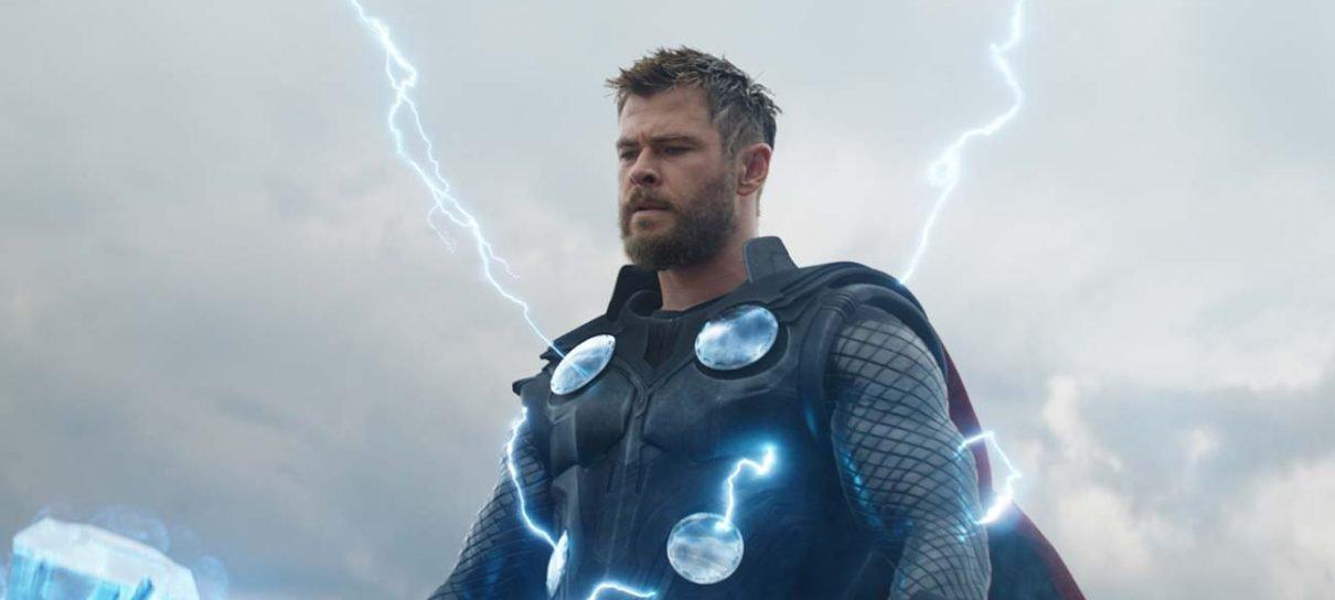 Vingadores: Ultimato | Thor ia lutar contra ele mesmo no filme