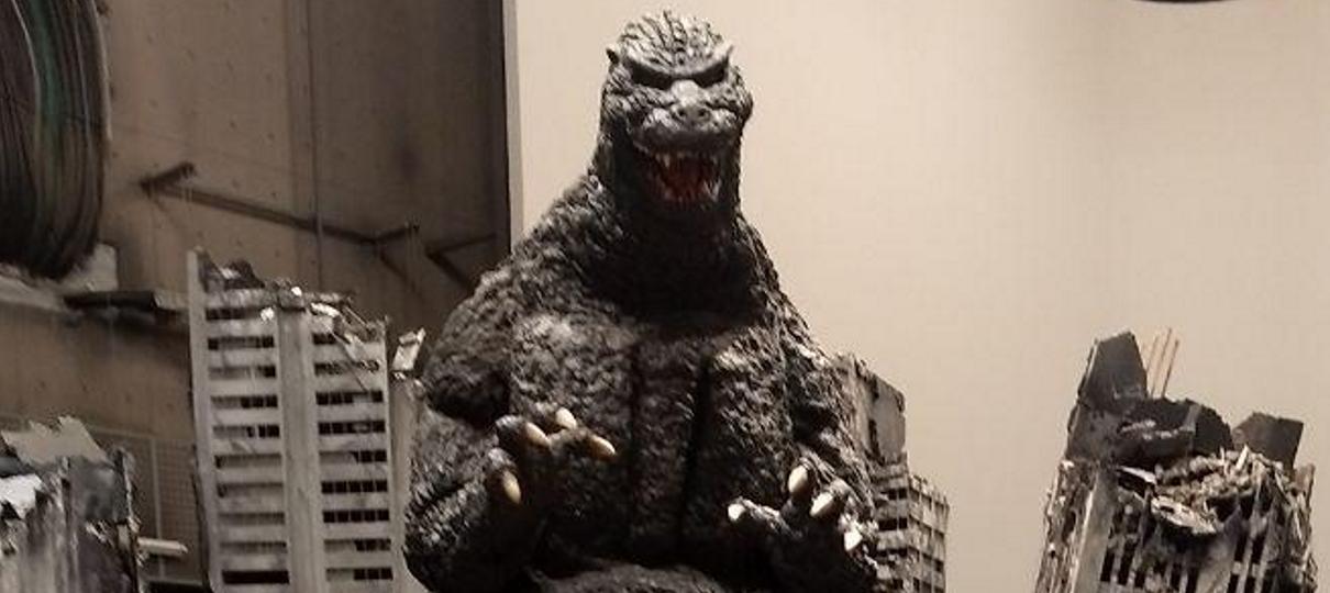 Godzilla II: Rei dos Monstros | Visitamos o estúdio que criou o Godzilla no Japão