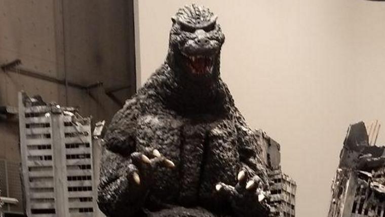 Godzilla II: Rei dos Monstros   Visitamos o estúdio que criou o Godzilla no Japão