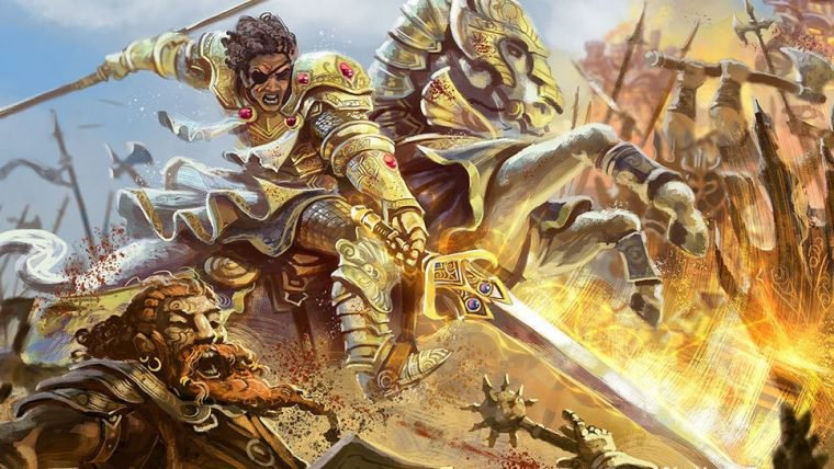 Tormenta celebra 20 anos com campanha de lançamento de novo RPG
