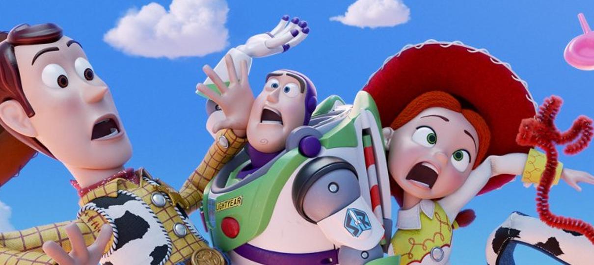 Pixar vai se focar em filmes originais após Toy Story 4, afirma produtor