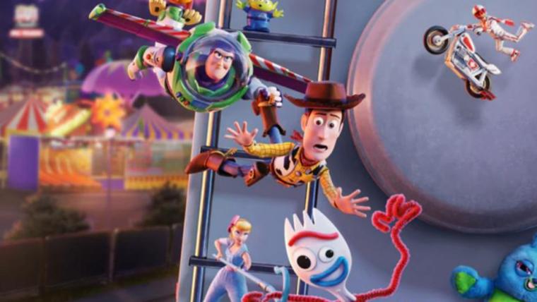 Toy Story 4   Brinquedos ajudam garfinho em emocionante trailer final