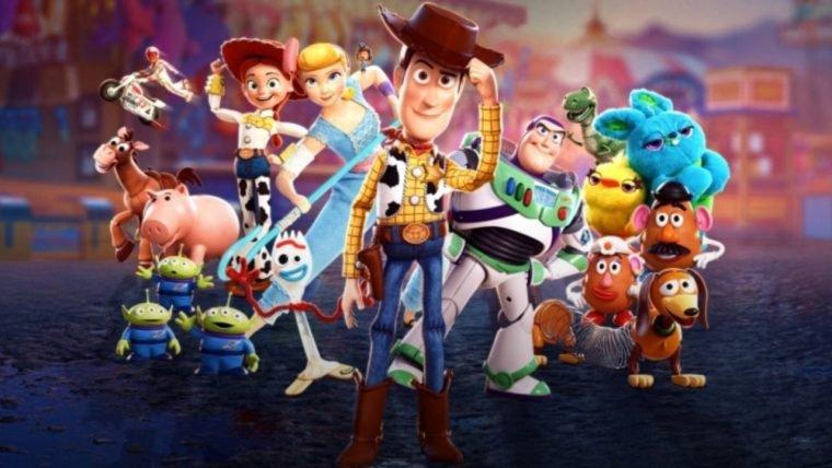 Pixar não descarta possibilidade de um Toy Story 5