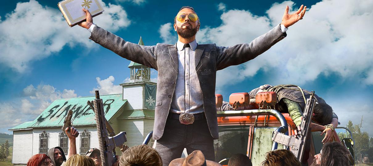 Ubisoft está trabalhando em dois jogos da franquia Far Cry, indica rumor