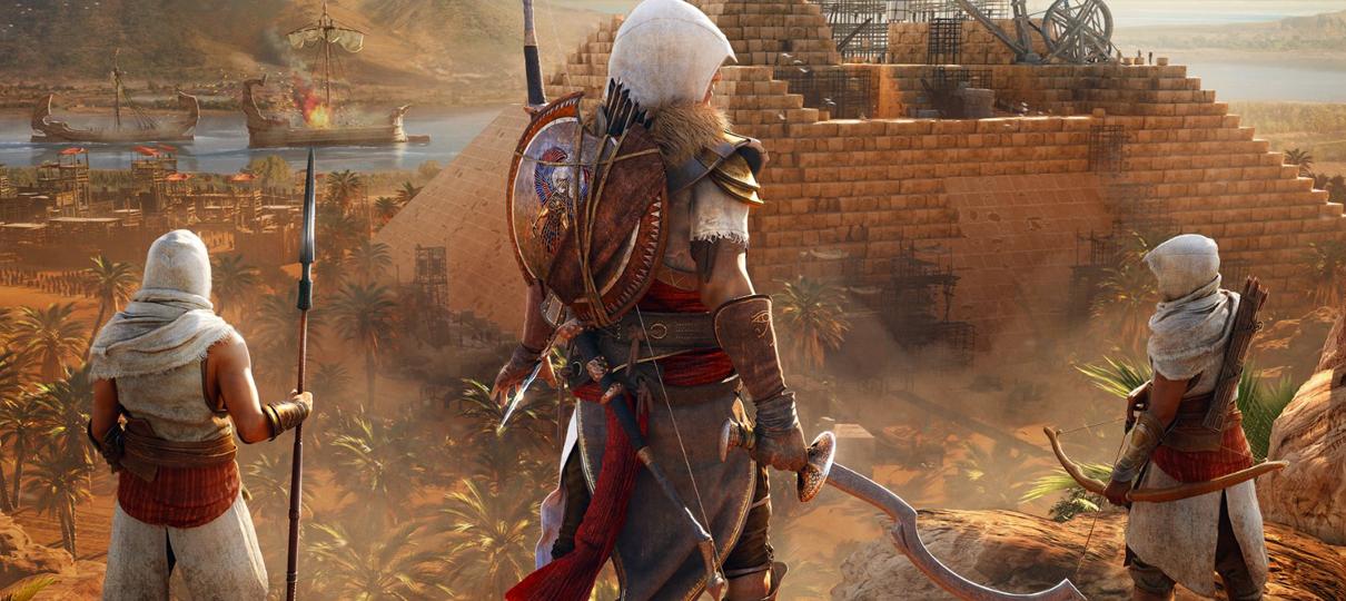 Ubisoft planeja lançar quatro jogos de grande orçamento até março de 2020