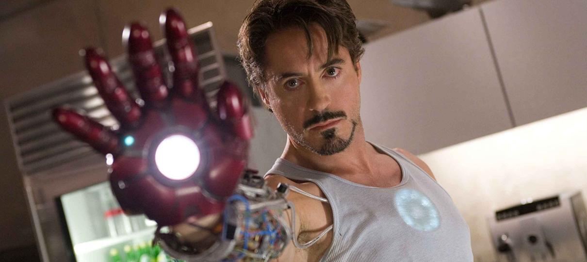 Vingadores: Ultimato   Atores aparecem cantando parabéns para o Homem de Ferro em vídeo