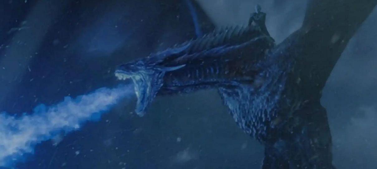 Game of Thrones | Viserion de gelo ganha action-figure da McFarlane