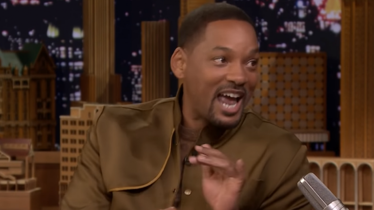 Aladdin | Will Smith canta trecho de