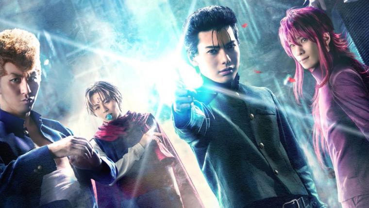 Yu Yu Hakusho vai ganhar uma versão live-action nos teatros japoneses