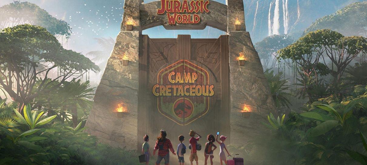 Jurassic World: Camp Cretaceous | Netflix anuncia nova série animada
