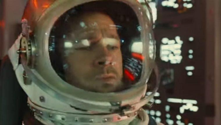 Ad Astra | Ficção científica com Brad Pitt ganha trailer intenso