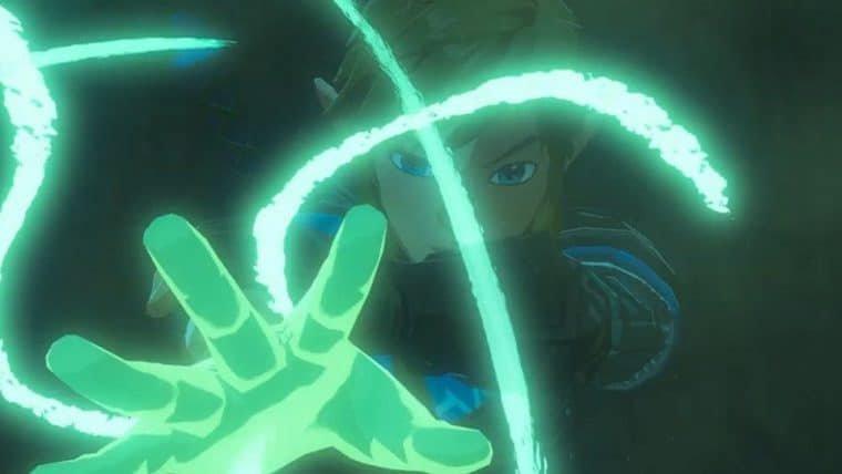 Arte conceitual de Zelda: Breath of the Wild pode ter dado uma pista sobre a sequência