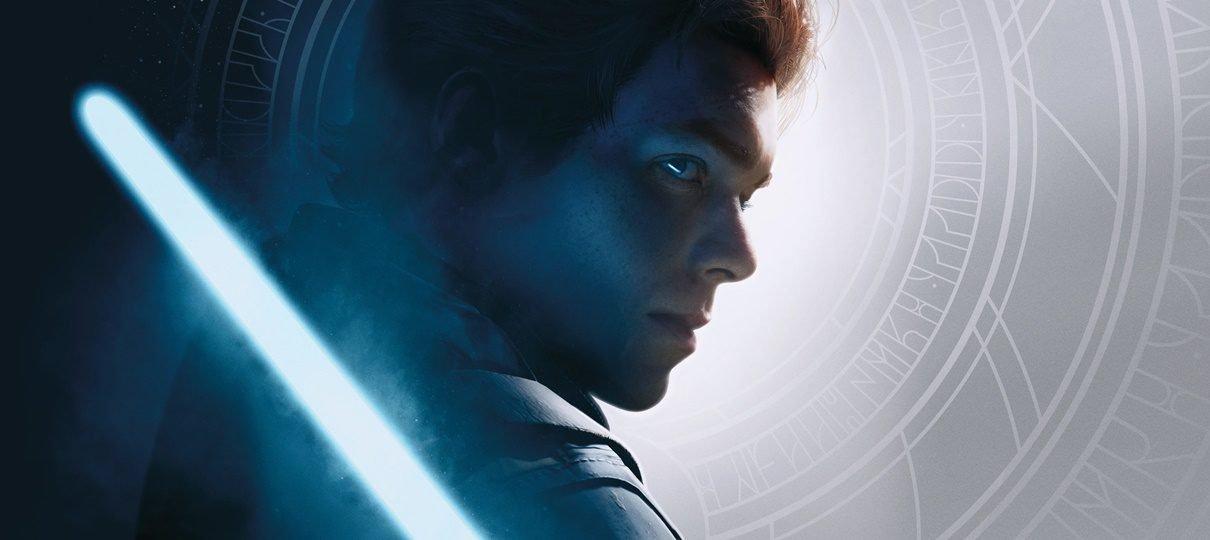 Artes de capa de Star Wars Jedi: Fallen Order são reveladas