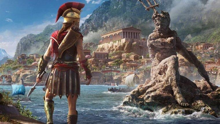 Assassin's Creed Odyssey pode ganhar ferramenta de criação de missões e histórias
