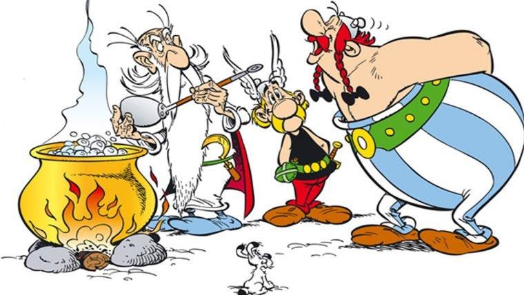 Asterix vai ganhar novas edições no Brasil, diz site