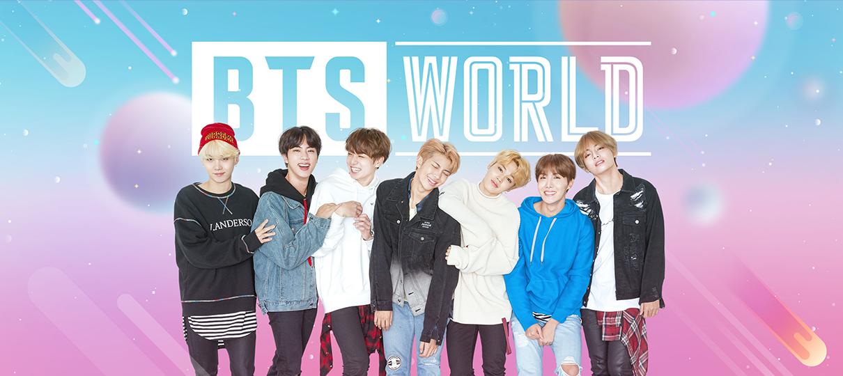 Jogamos: BTS World traz muito conteúdo exclusivo para os fãs do grupo