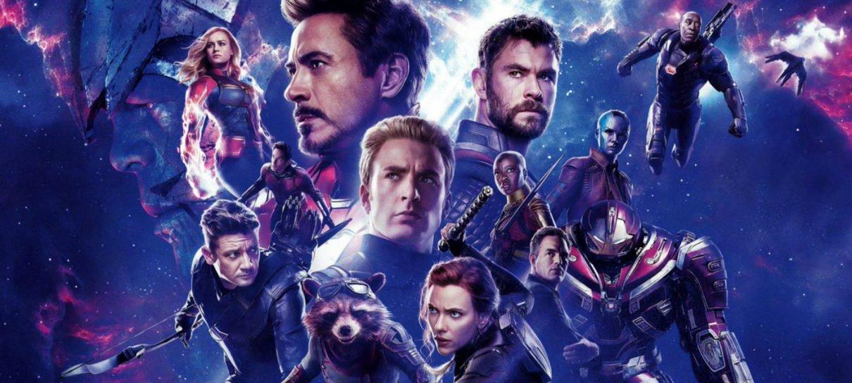 Vingadores: Ultimato | Tom Holland mostra bastidores da cena do