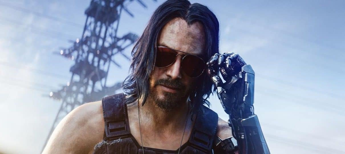 CD Projekt achou que seria impossível conseguir Keanu Reeves para Cyberpunk 2077