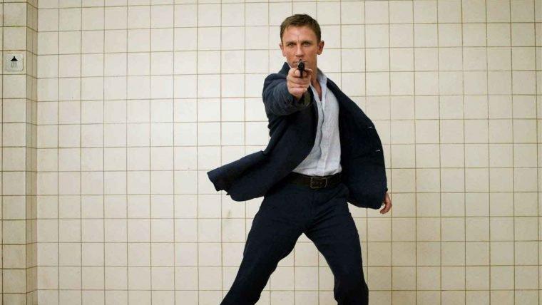 007   Confira um vídeo de bastidores do 25º filme da franquia
