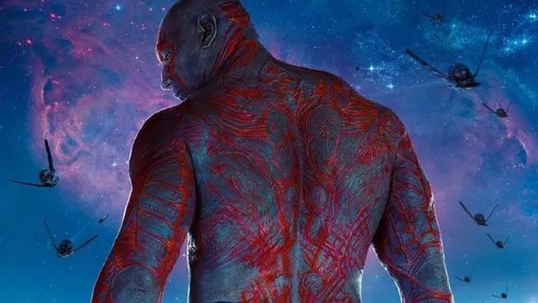 Dave Bautista quer Chris Hemsworth em Guardiões da Galáxia Vol. 3
