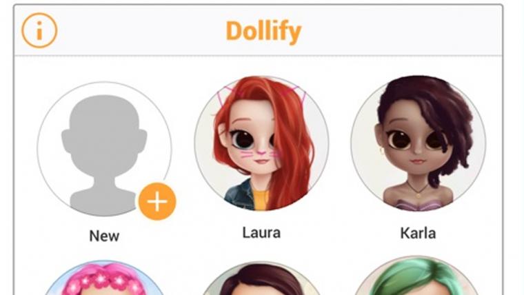 Saiba como fazer seu avatar no Dollify