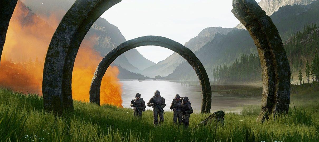 E3 2019 | Halo Infinite será mostrado no PC e não no Xbox