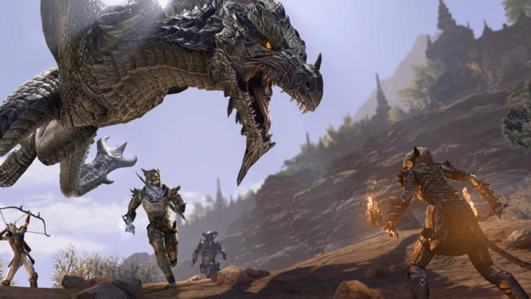 Elder Scrolls Online | Expansão Elsweyr ganha novo trailer
