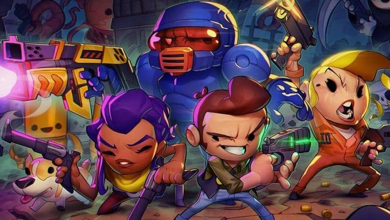 Enter the Gungeon, jogo indie no estilo roguelite, está gratuito para PC