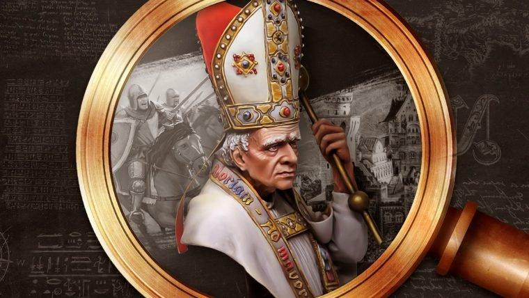 Os exércitos e reinos dos Papas