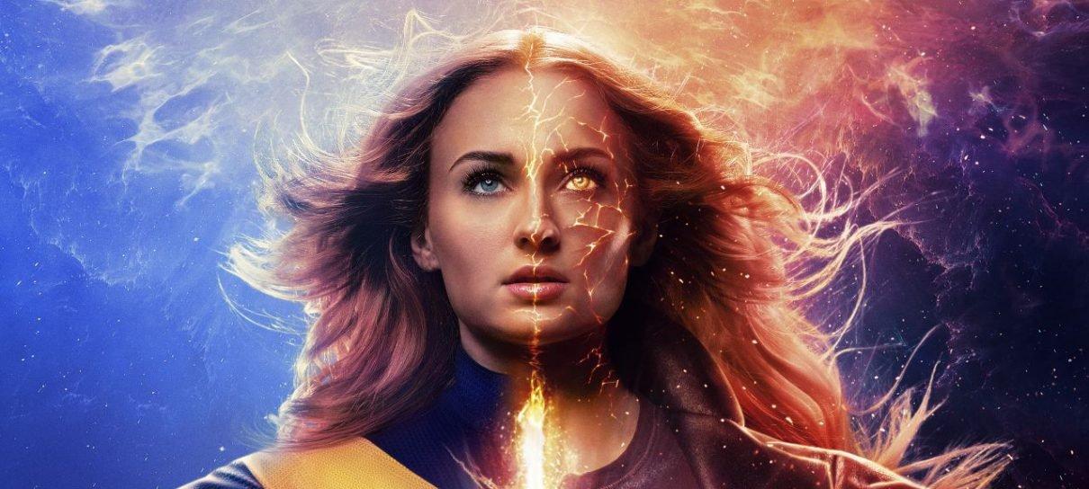 X-Men: Fênix Negra deixará de ser exibido em quase 2 mil cinemas nos EUA
