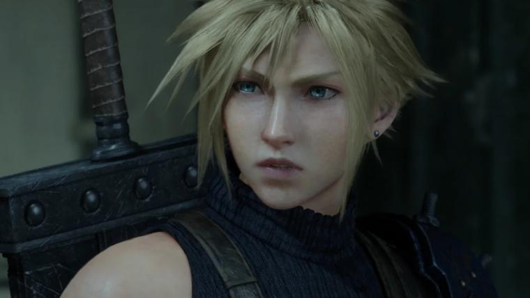 Final Fantasy VII Remake terá a missão do Cloud vestido de mulher